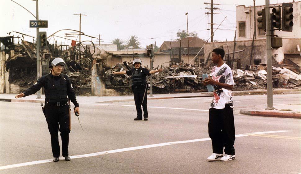 LA Riots April and May 1992