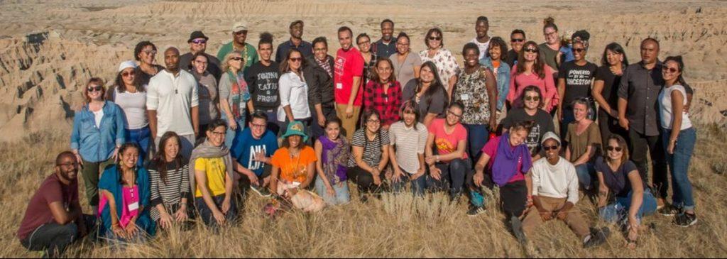 ILI Lakota Group Photo by Melisa Cardona