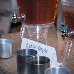 Cedar & Maple Drink