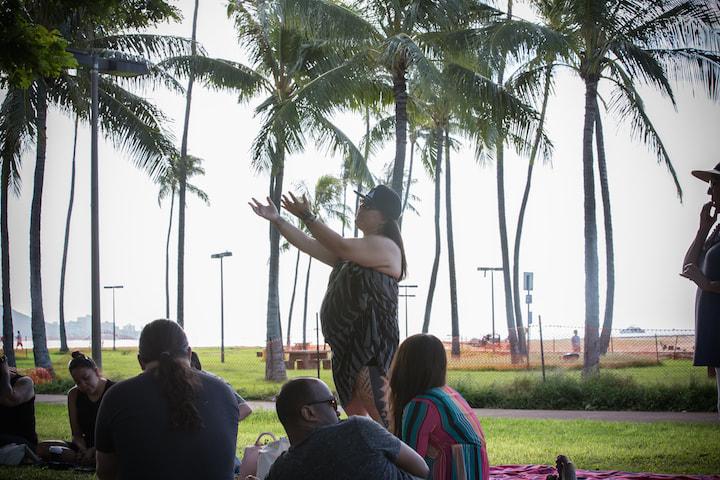 Mehanaokala Hind at ILI Hawai'i
