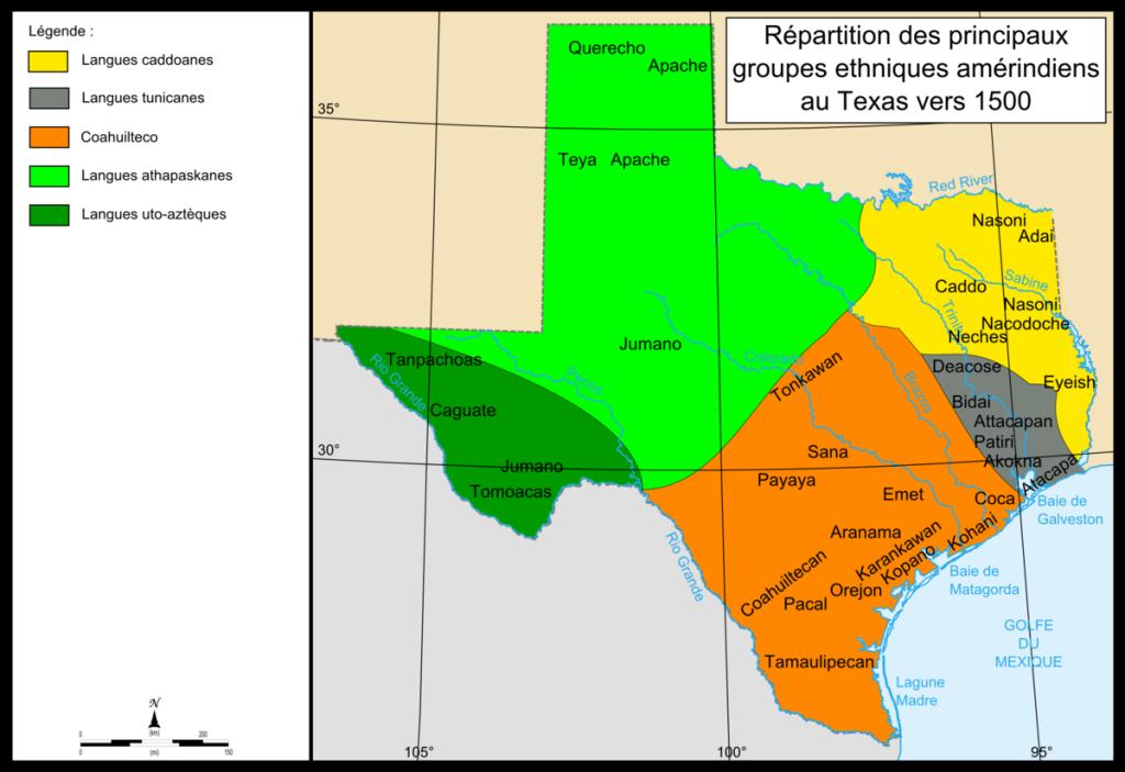 San Antonio, TX was founded on Payaya Native land, 1718