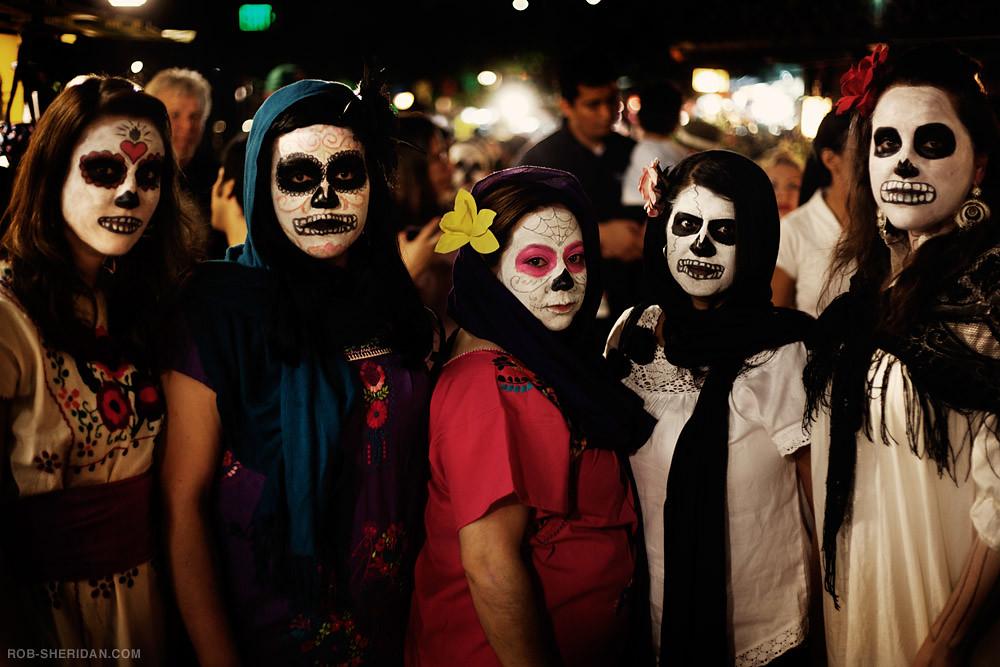 Dia de los Muertos (Los Angeles)