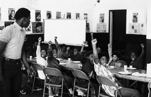 Founding of The Black Panthers, 1966