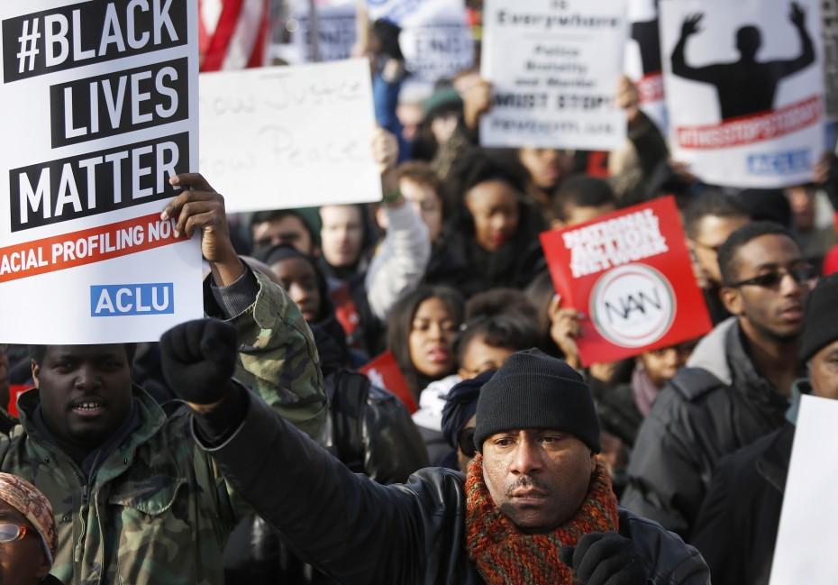 Formation of Black Lives Matter Network, 2013