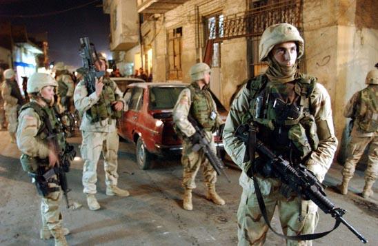 United States Invasion of Iraq, 2003