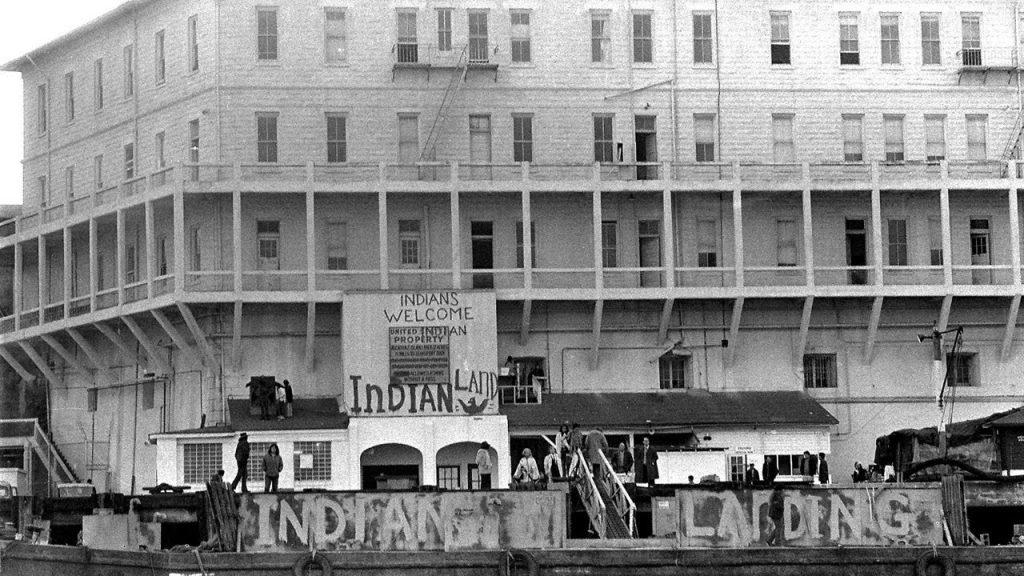 The Occupation of Alcatraz, November 20, 1969 – June 11, 1971