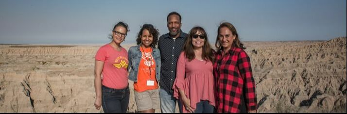 ILI Partners (left to right): National Association of Latino Arts & Culture, Adriana Gallego, Chief Operating Officer; Alternate ROOTS, Michelle Ramos, Executive Director & Carlton Turner, now Founding Director of Sipp Culture; First Peoples Fund, Lori Pourier, President; and PA'I Foundation, Vicky Holt Takamine, Executive Director.