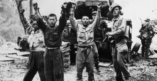 Korean War, 1950-1953